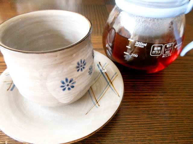 プーアル茶入れ方
